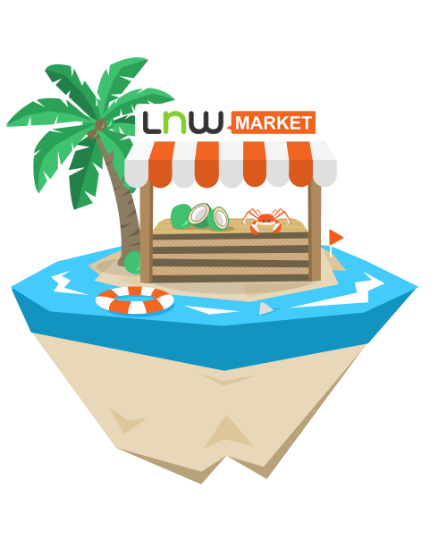 LnwMarket island