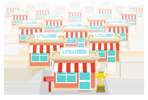 LnwShop Store